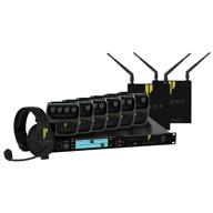 Pliant Technologies' CrewCom Wireless Intercom System