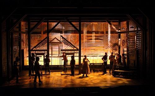 Oklahoma at the Engeman Theater