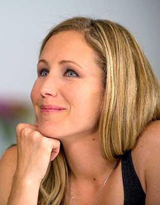 Co-founder Jennifer Marshall