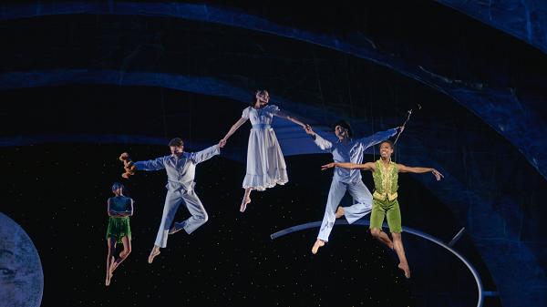 Peter Pan at Ballet Memphis