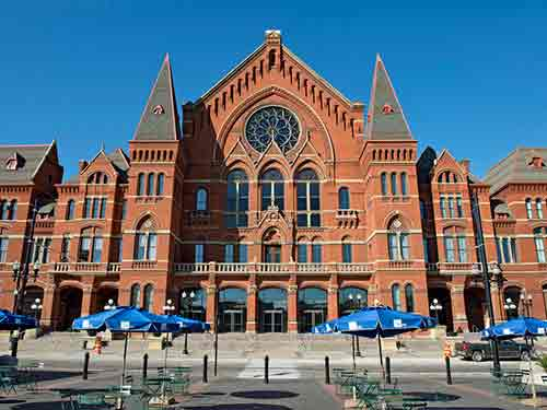 The Cincinnati Music Hall