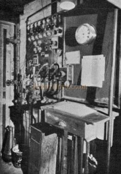 Switchboard at the prompter's corner
