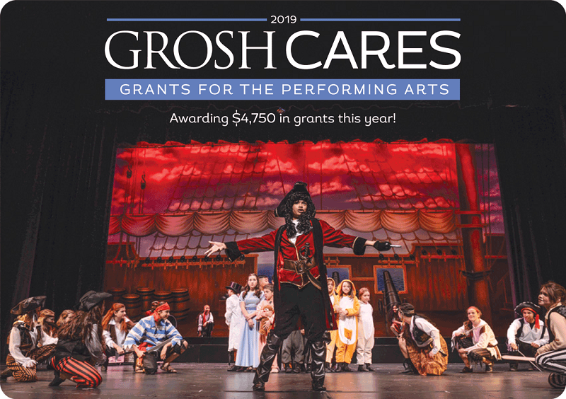 Be Sure to Apply for the Grosh Cares Grants Program