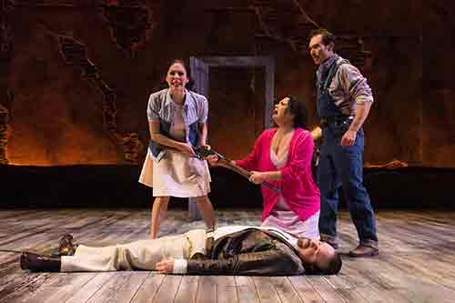 Destiny of Desire at the Oregon Shakespeare Festival