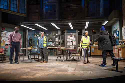 Skeleton Crew at the Geffen Playhouse