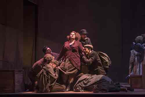 Three Penny Opera at Boston Lyric Opera