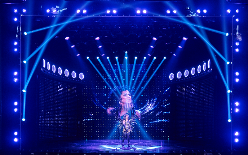 A scene from The Cher Show. Photo by Mary Hamrick