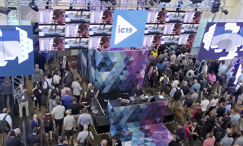 Attendees at InfoComm 2019 could not wait to hit the floor and see what was new this year