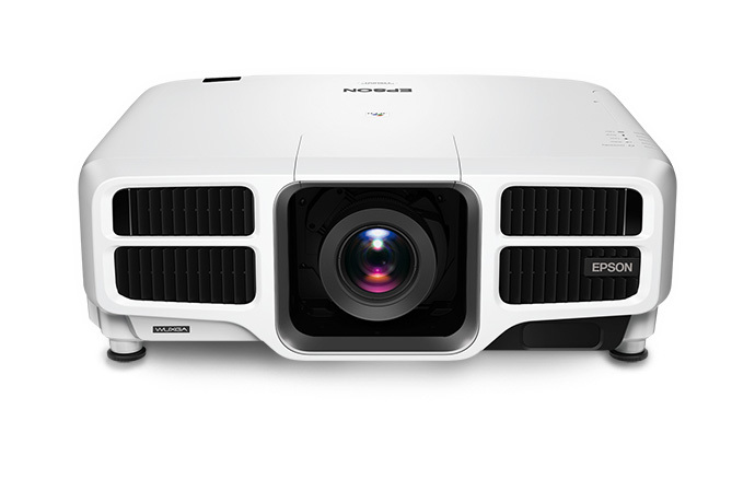 The Epson Pro L1490U, which comes in white, joins the Pro L large-venue laser projector lineup and is now shipping