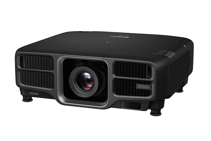 The Epson Pro L1495U, which comes in black, joins the Pro L large-venue laser projector lineup and is now shipping