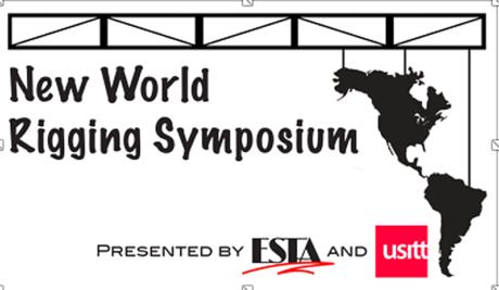 New World Rigging Symposium from ESTA and USITT