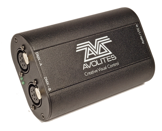 The new T2 Interface from Avolites
