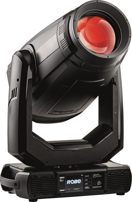 Robe launches new ESPRITE LED moving light