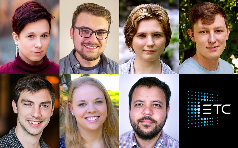 ETC announces the 2019 LDI Fred Foster Student Mentees