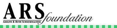 ARS Foundation SCHNURMACHER