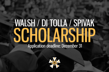 The 2019 IATSE Walsh/Di Tolla/Spivak Scholarship is now open for applications