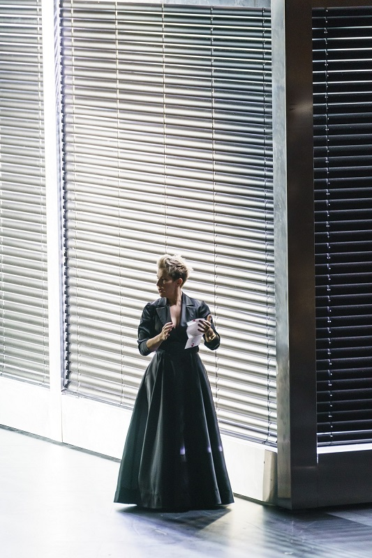 A scene from Agrippina. Photo by Bill Cooper