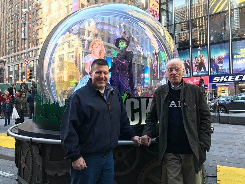 The Wicked Globe with Scenic Designers Edward Pierce and Eugene Lee