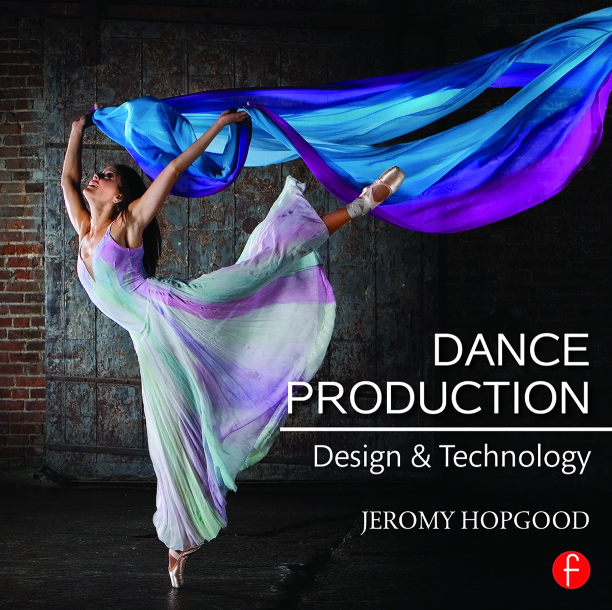 The new book from Jeromy Hopgood, Dance Production: Design & Technology