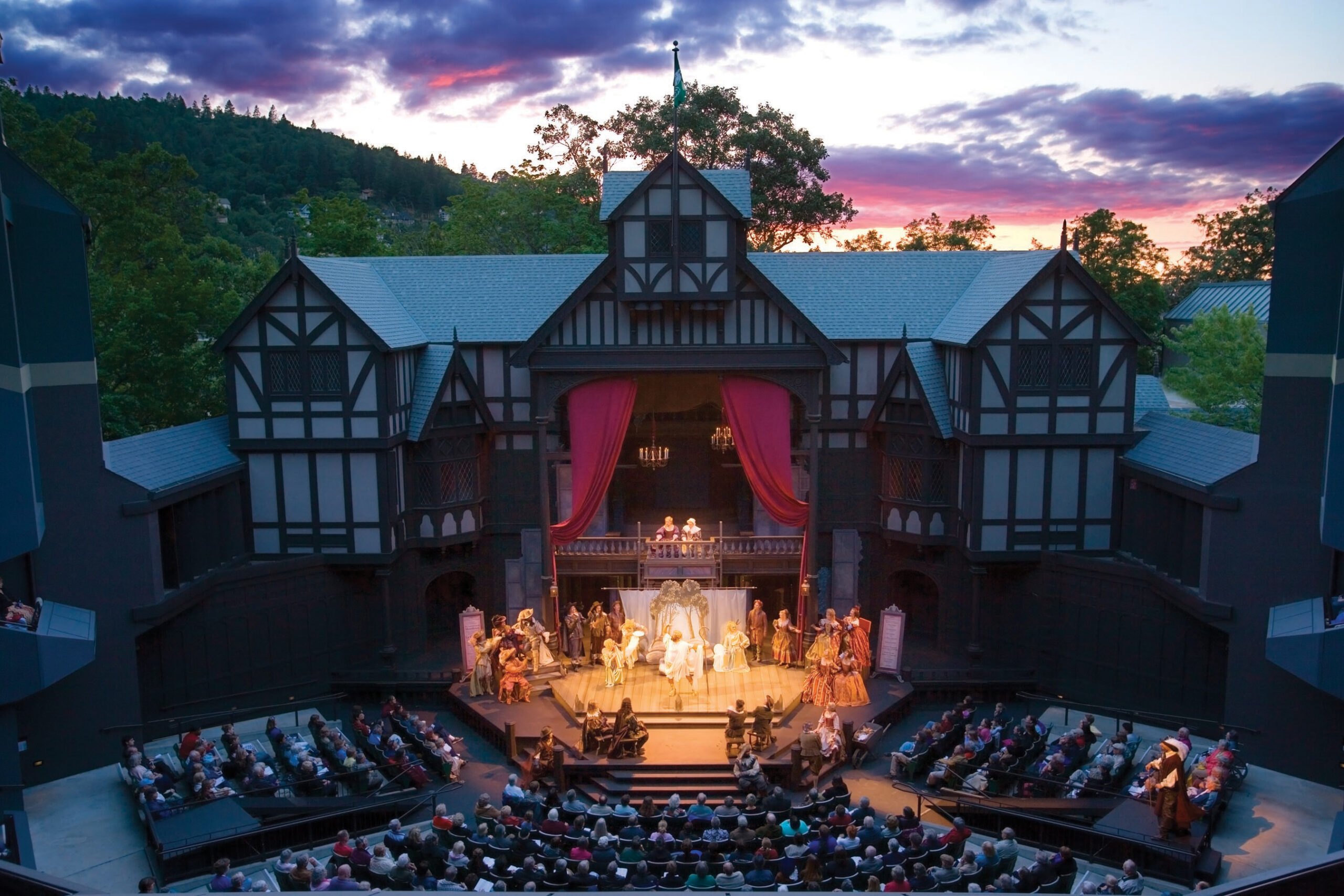 The Allen Elizabethan Theatre will have a new Meyer Sound system installed for its season opening in June.