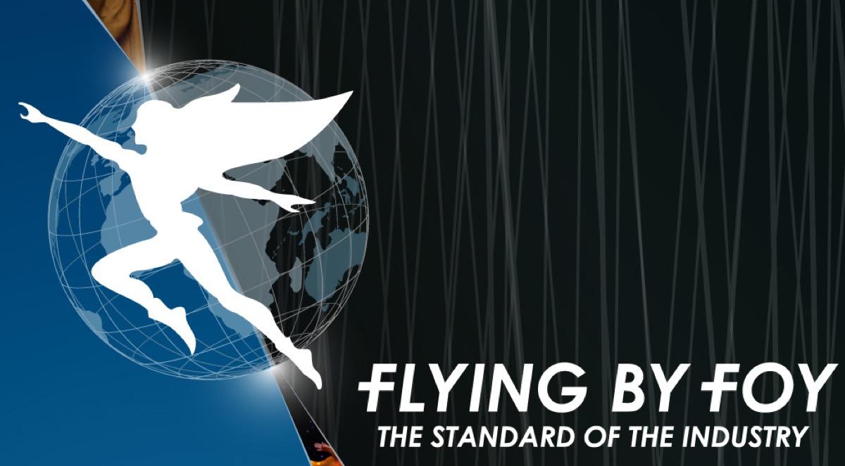 Flying by Foy