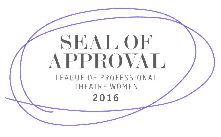 The Seal of Approval from the League of Professional Theatre Women recognizes theatres' commitment to gender parity.