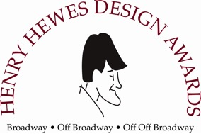 The Henry Hewes Design Awards ceremony will take place this fall
