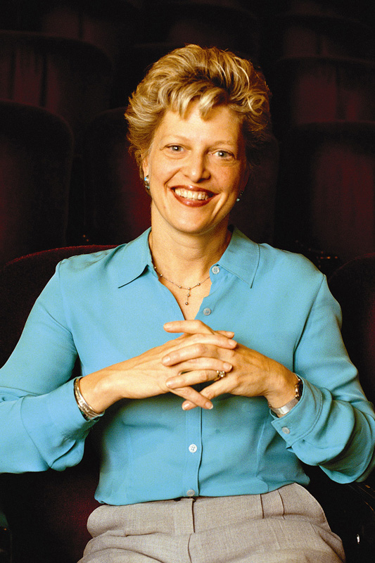 Carey Perloff won the Blanche and Irving Laurie Foundation Theatre Visions Fund Award for her play Higher.